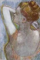 ''dancer'' by Edgar Degas