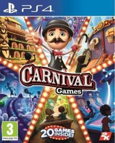 Carnival Games /PS4