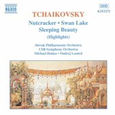 Tchaikovsky: Nutcracker, Swan Lake, Sleeping Beauty Excerpts