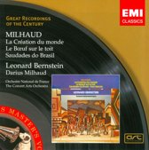 Leonard Bernstein - Milhaud La Creation Du Monde