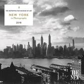 New York in Photographs 2018 Wall Calendar