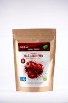 Biokia biologische bessen poeder mix rood