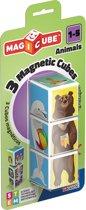 Geomag MagiCube Animals - 3 delig