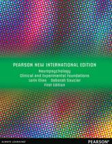 Neuropsychology: Pearson  International Edition