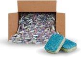 Vaatwastabletten schoonmaak, glans en ontkalken - 500 stuks - 3 laags