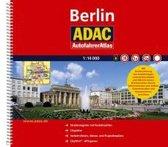 ADAC AutofahrerAtlas Berlin 1:14 000