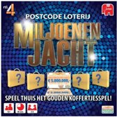 Jumbo Postcode Loterij Miljoenenjacht Spel