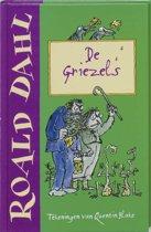 Omslag van 'De Griezels'