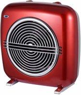 Ardes AR4F07R electrische verwarming Ventilatie met ruimteverwarming Binnen Rood 2000 W