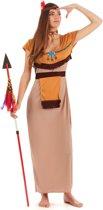 Indianen outfit voor vrouwen  - Verkleedkleding - Small