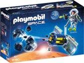 PLAYMOBIL Meteoroïde laser - 9490