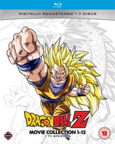 Dragon Ball Z: Movie Collection 1-13 + Tv Specials