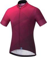da46bd8139b Shimano Shirt Sumire Fietsshirt - Maat L - Vrouwen - rood/roze