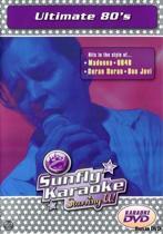 Benza DVD - Sunfly Karaoke - Ultimate 80's (beste jaren 80 hits)