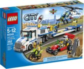 LEGO City Politie Helicopter Transport 60049 - City Helikopter