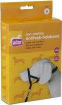 Adori Easy Control Antitrekhalsband Zwart 38 cm