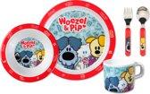 Woezel & Pip melamineset Kids