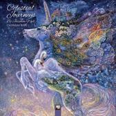 Celestial Journeys by Josephine Wall Wall Calendar 2020 (Art Calendar)