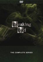 DVD cover van Breaking Bad - The Complete Series