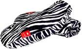 handmof wobs zebra