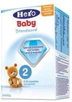 Hero Baby 2 Standaard 6-10 Maanden (4 stuks)