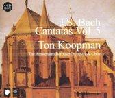 Ton Koopman & The Amsterdam Baroque - Complete Bach Cantatas Volume 5