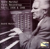 Andre Marchal: First Recordings