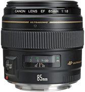 Canon EF 85 mm - f/1.8 USM - lens met vast brandpunt