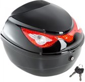 TecTake - motorkoffer, bagagekoffer, scooterkoffer 22 liter - 401630