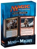 Magic the gathering - Mind vs Might Duel Deck