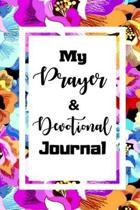 My Prayer & Devotional Journal