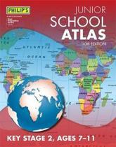 Philip's Junior School Atlas 10th Edition