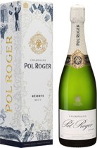 Champagne Pol Roger Brut Réserve in giftbox