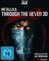 Metallica - Through the Never Dolby Atmo 3D/Blu-ray