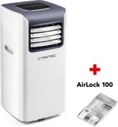 Trotec PAC 2010 S & airlock 100 - Mobiele Airco