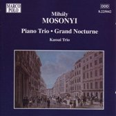 Mosonyi: Music For Piano Trio