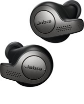 Jabra Elite 65t True Wireless In-ear titanium zwart
