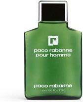 MULTI BUNDEL 2 stuks Paco Rabanne Pour Homme Eau De Toilette Spray 100ml