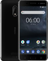 Nokia 6 - 32 GB - Zwart