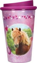 Horses dreams drinkbeker to-go