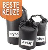 Drybag 2,5,10 Zwart