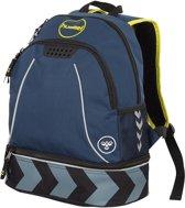 Hummel Brighton Backpack - Tassen  - blauw donker - One size