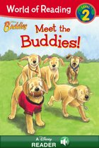World of Reading Disney Buddies: Meet the Buddies