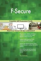 F-Secure Complete Self-Assessment Guide