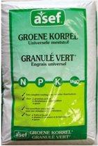 Asef Groene Korrel 25kg