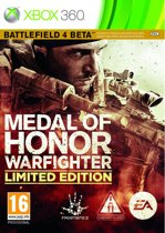 Medal Of Honor: Warfighter - Limited Edition