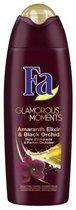 Fa Glamorous Moments Showergel - Zwarte Orchidee en Amaranth 250 ml