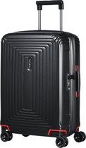 Samsonite Neopulse Spinner Reiskoffer/Handbagage - 55 cm - Matte Black