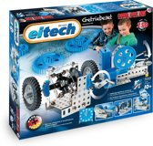 Eitech Constructie - Bouwdoos - Tandwielen Set - 6 modellen