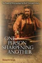 One Person Sharpening Another
